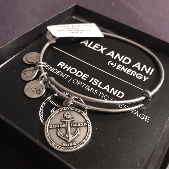 Alex and Ani Jewelry - Alex and Ani Rhode Island bracelet